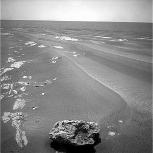 The Mars Exploration Rover Opportunity has eye...