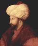 Mehmed II qua nét vẽ của Gentile Bellini