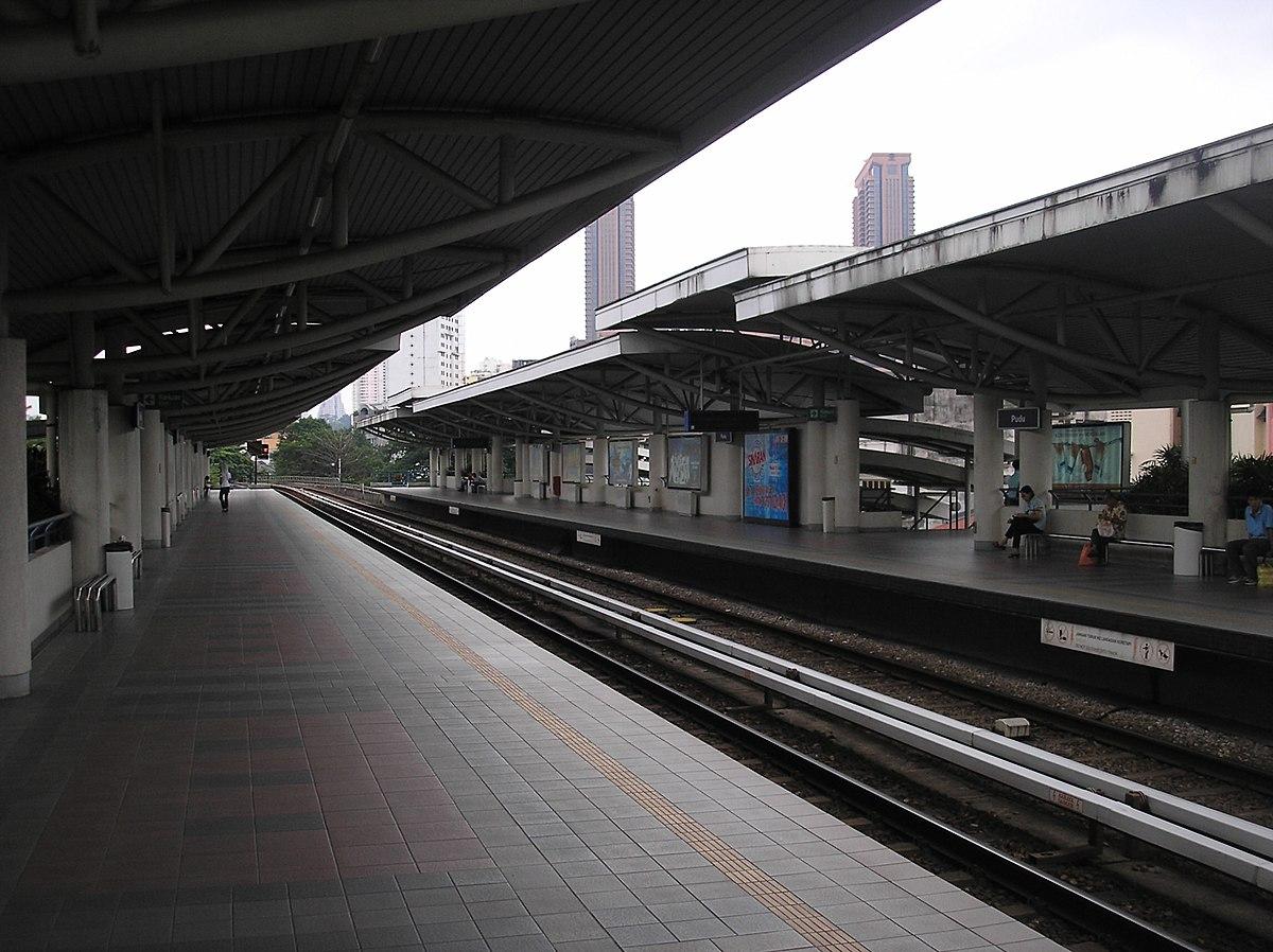 Pudu LRT station  Wikipedia