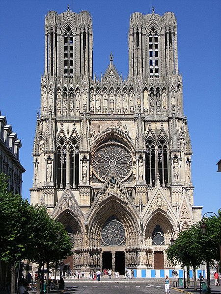 :Reims Kathedrale