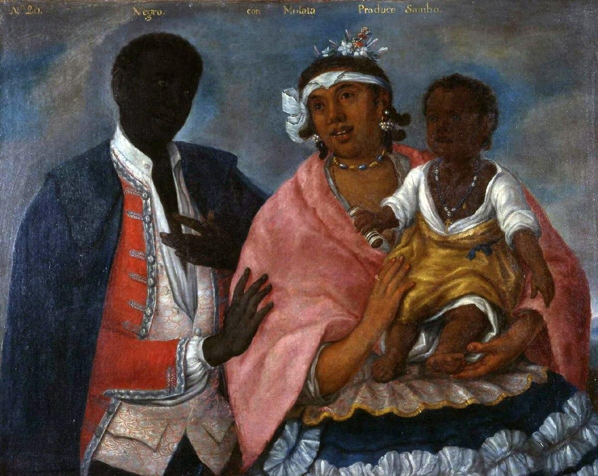 Sambo racial term  Wikipedia