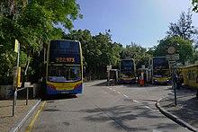 赤柱村巴士總站 - 維基百科,自由的百科全書