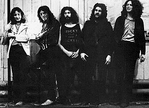 Supertramp in 1971