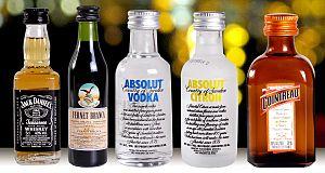 Various spirits.