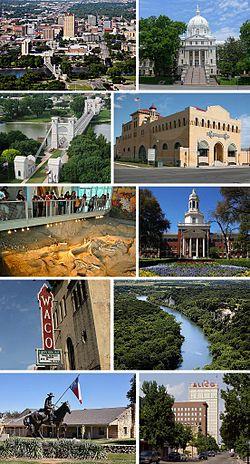 Hanks Furniture Fort Smith Ar : hanks, furniture, smith, Waco,, Texas, Wikipedia