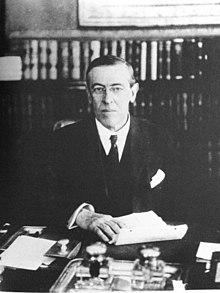Governor Wilson 1911