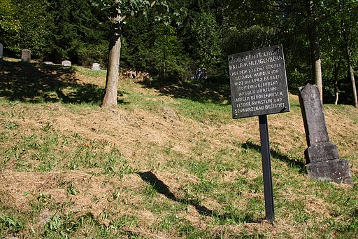 102 jüdischer Friedhof Unterm Heiligenberg