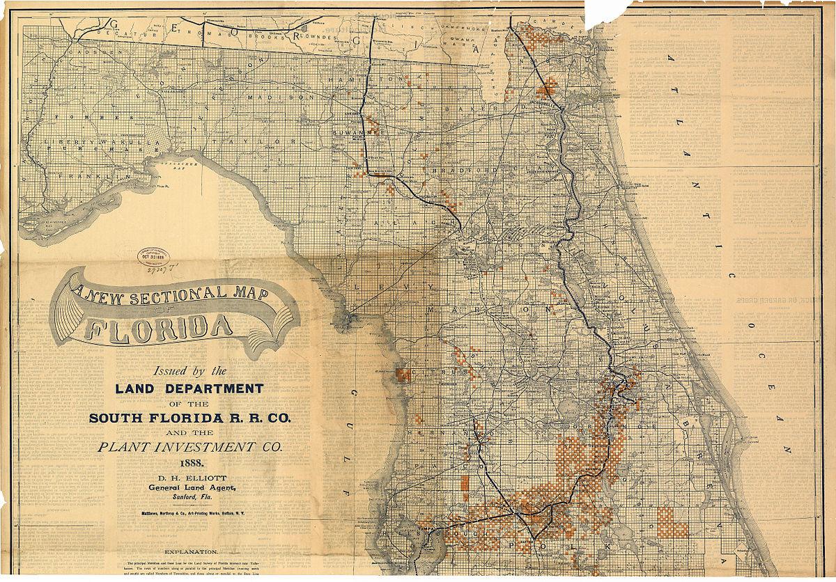 Port North City Map Fl
