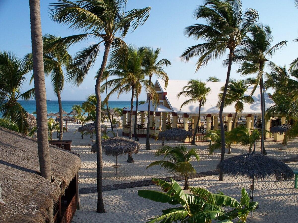 Geografa de Aruba  Wikipedia la enciclopedia libre