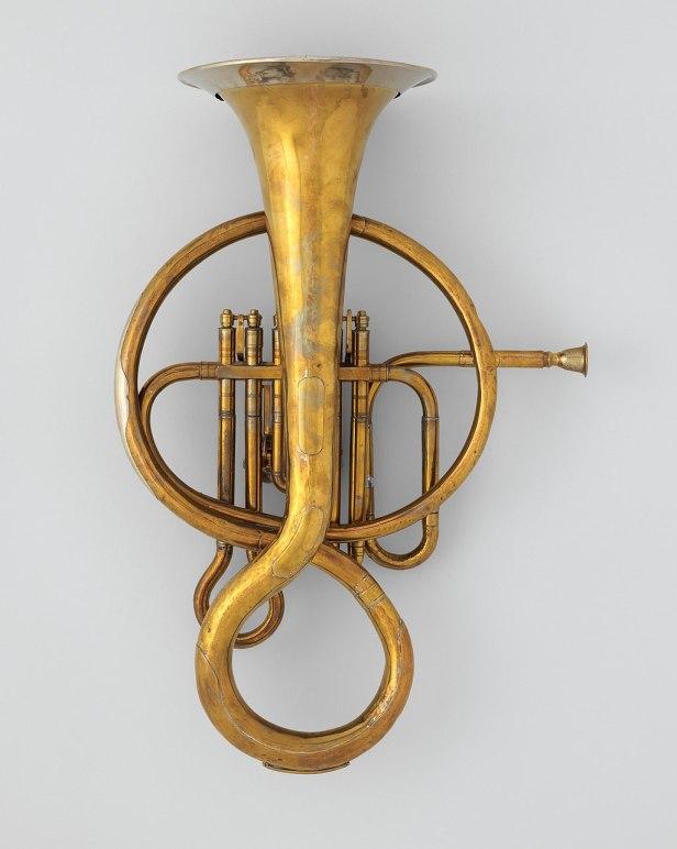 Bass Fluegel Horn in B-flat MET DP-12679-088
