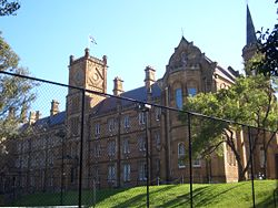 St Andrews College University of Sydney  Wikipedia