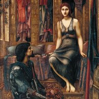 """King Cophetua and the Beggar Maid"" by Edward Burne-Jones"