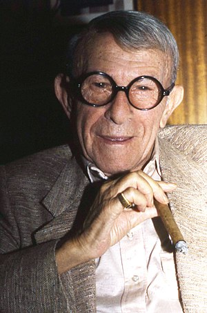 English: George Burns