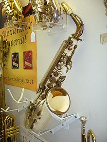 Grafton saxophone  Wikipedia