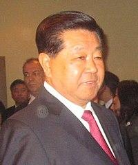 賈慶林 - Wikipedia