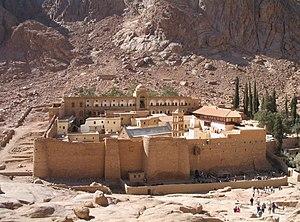 Saint Catherine's Monastery, Sinai (Egypt)