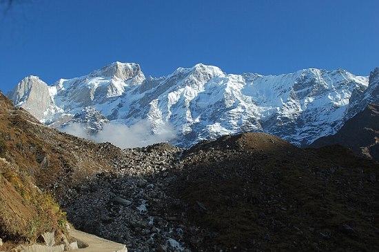 Kedar Range, Greater Himalayas, India