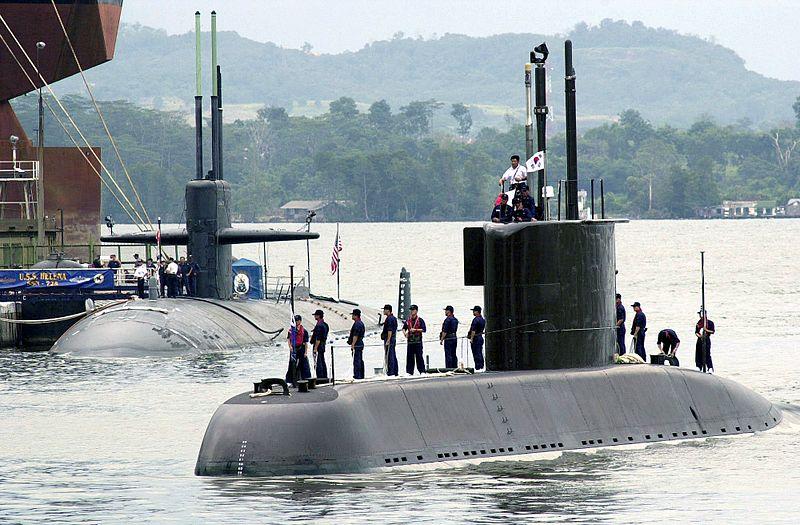 File:Korean submarine Choi Moosun.JPEG