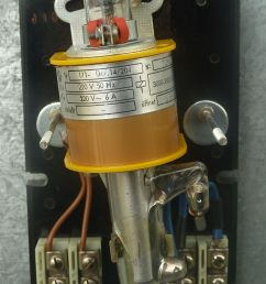 single wiring with diagram timer phase contactor [ 1200 x 1885 Pixel ]