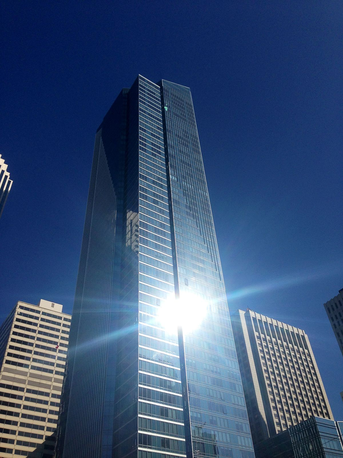 Millennium Tower Dubai  Wikipedia
