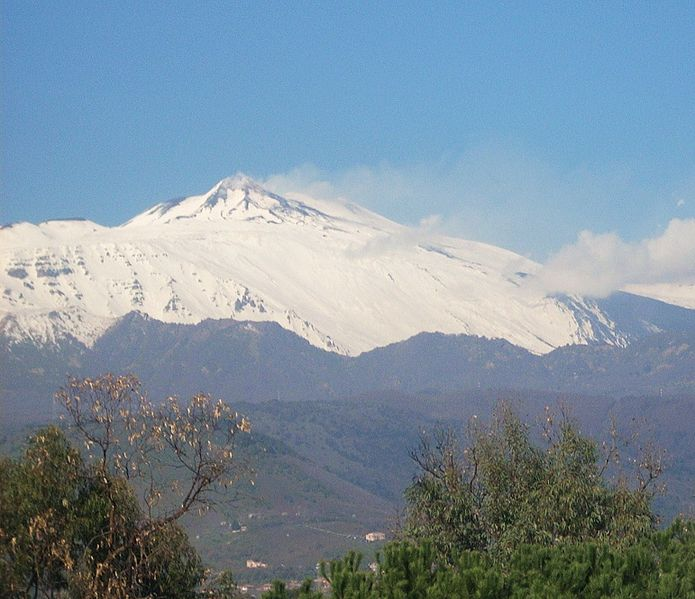 File:Mount Etna snow-toppd.jpg