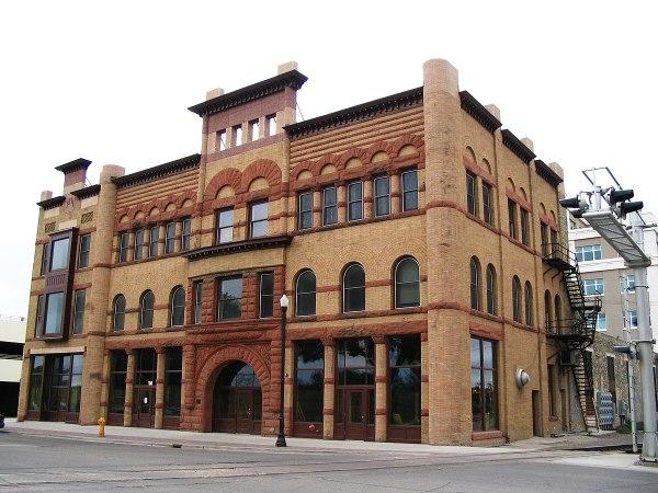 Opera House Lofts Grand Forks ND