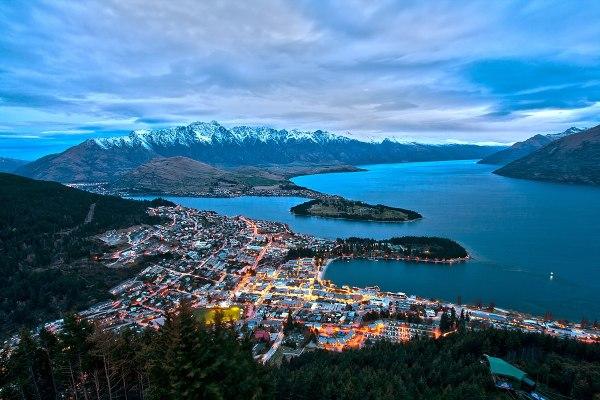 Queenstown Zealand - Wikipedia