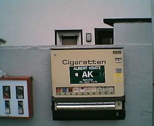 Sigarettenauto