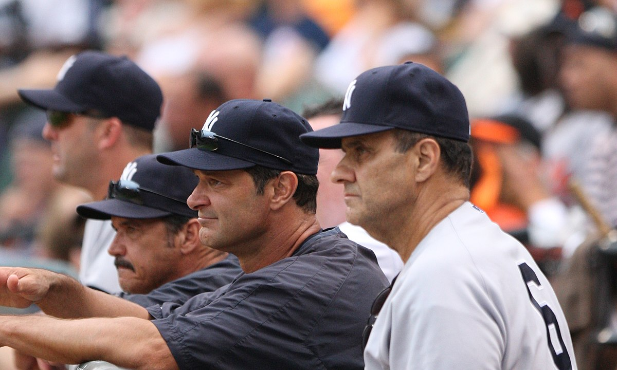 List Of New York Yankees Coaches Wikipedia