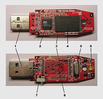 USB flash drive - Wikipedia
