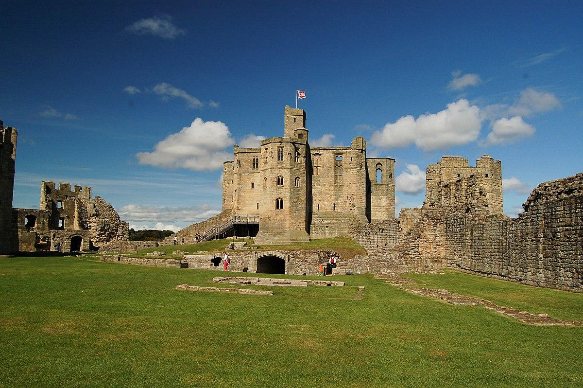 Warkworth Castle  Wikipedia