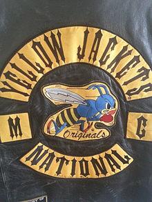Yellow Jackets Motorcycle Club Wikipedia