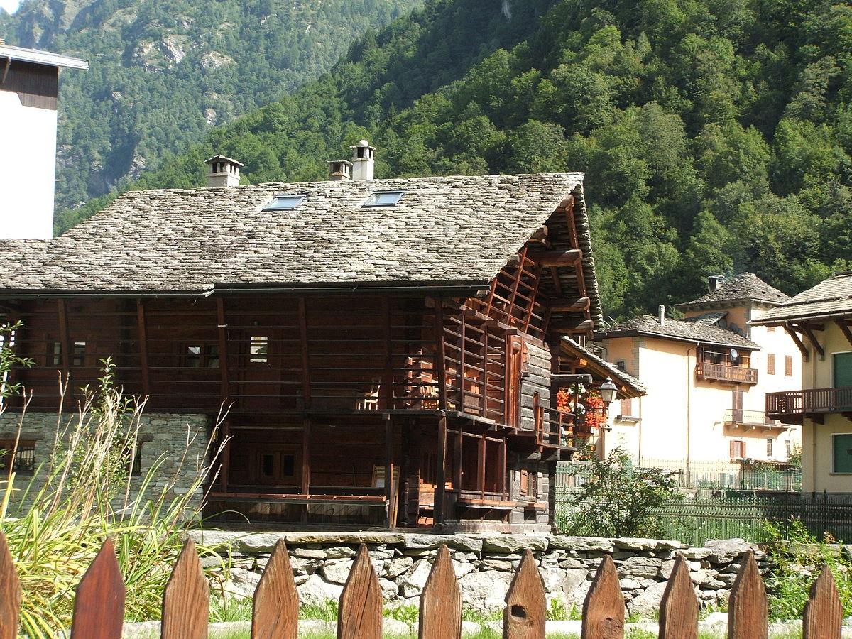 Ecomuseo della Valsesia  Wikipedia