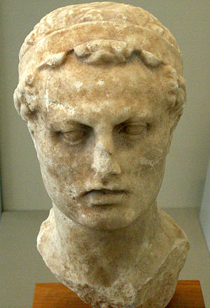 statue of Antiochus IV of Syria