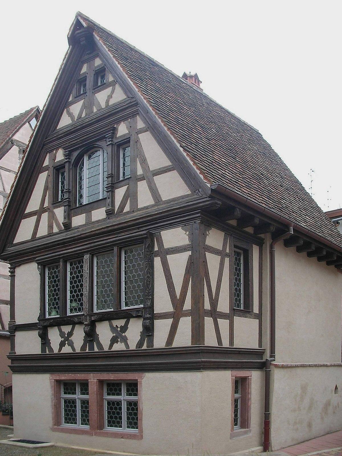 Maisonnette Bohn  Wikipdia