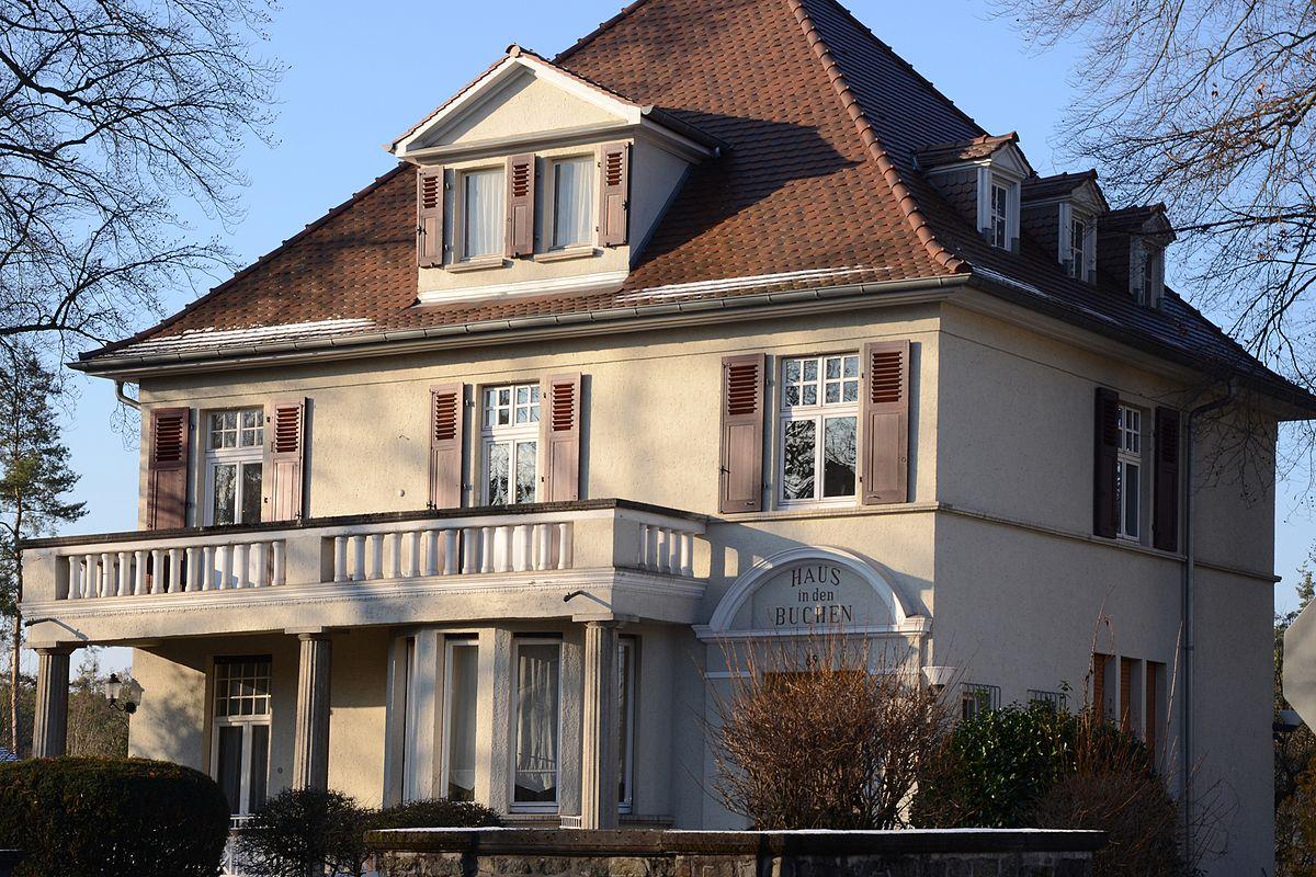 Haus In Den Buchen  Wikipedia