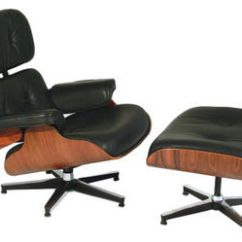 Office Chair Ottoman Z Line Executive With Contour Seat And Lumbar Support Eames Lounge Wikipedia