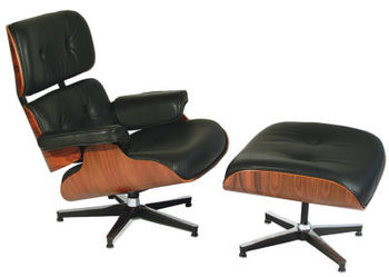 swivel chair em portugues hanging christchurch eames lounge wikipedia and ottoman