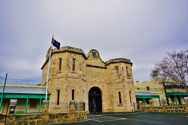 Fremantle Prison - Joy of Museums - External