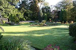 Gardens of Creebridge House Hotel Peace and tr...