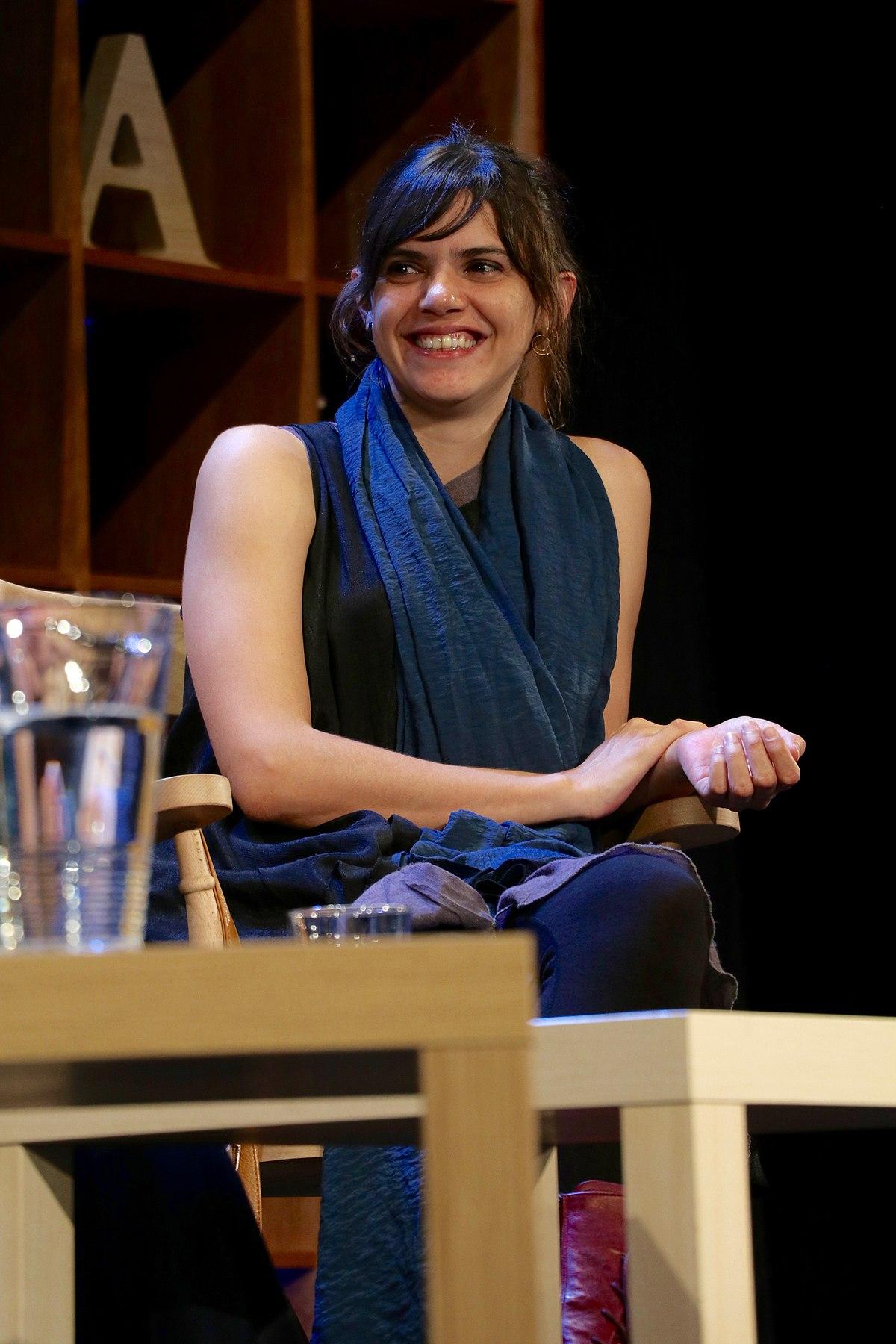 Valeria Luiselli  Wikipedia