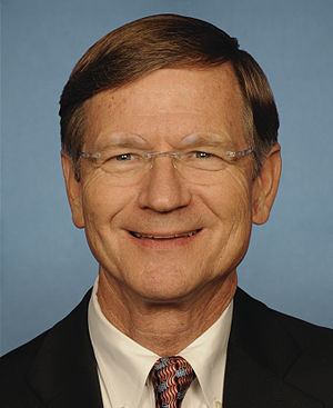 English: US Congressman Lamar Smith