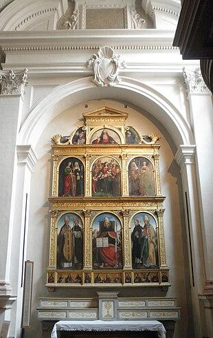 Chiesa di SantAgnese Lodi  Wikipedia