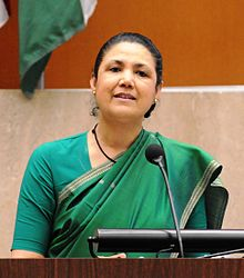 Meera Shankar, Indian Ambassador to the US