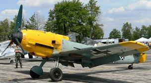Messerschmitt Bf 109E4