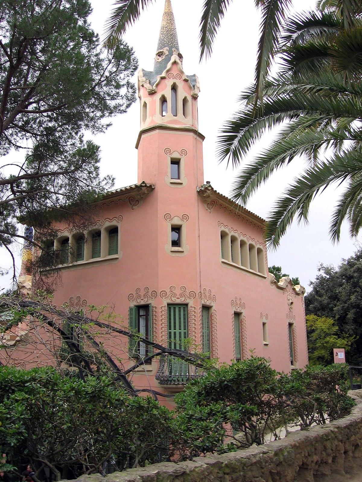 Casa Museu Gaud  Viquipdia lenciclopdia lliure