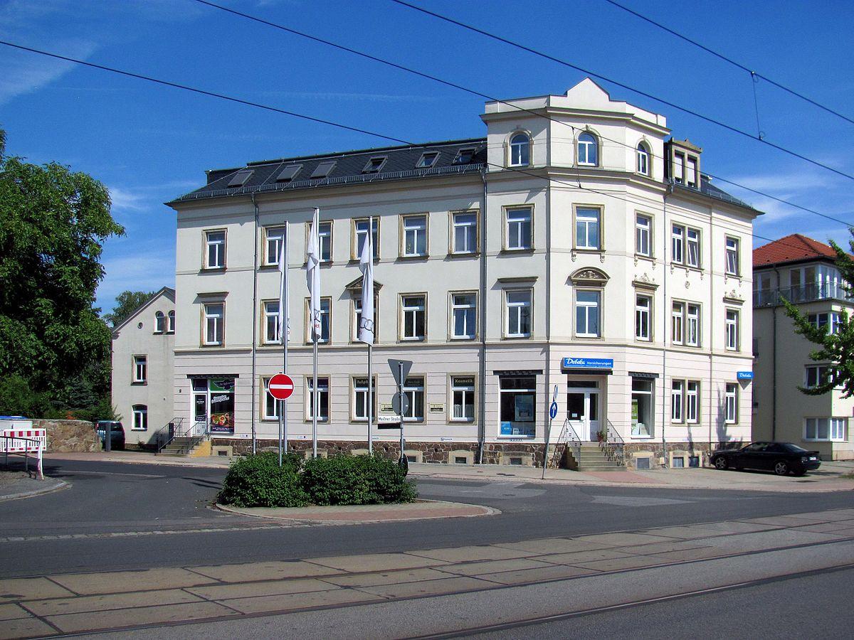Wohn Und Geschäftshaus Hoflößnitzstraße 2 (radebeul