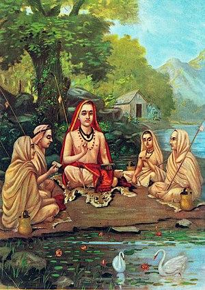 Srimad Guru Adi Shankaracharya