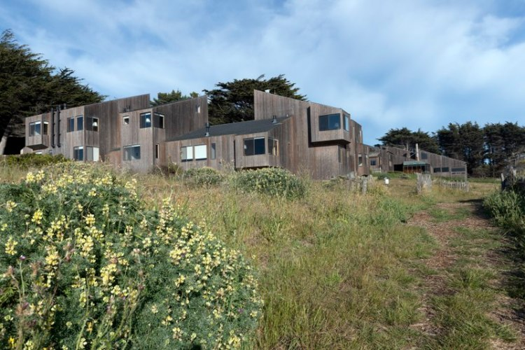 Sea Ranch, California is noted for its distinctive architecture LCCN2013634736