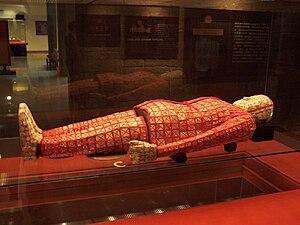 Sudario di giada per il re Zhao Mo